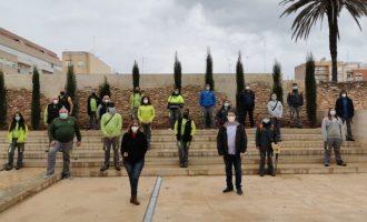 Finalitzen els tallers d'ocupació Et Formem amb tres certificats de professionalitat a Benicarló
