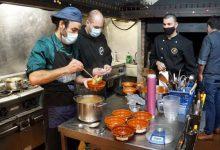 Un total de 14 restaurantes ofrecen menús con la Olla de la Plana como plato estrella en las jornadas gastronómicas