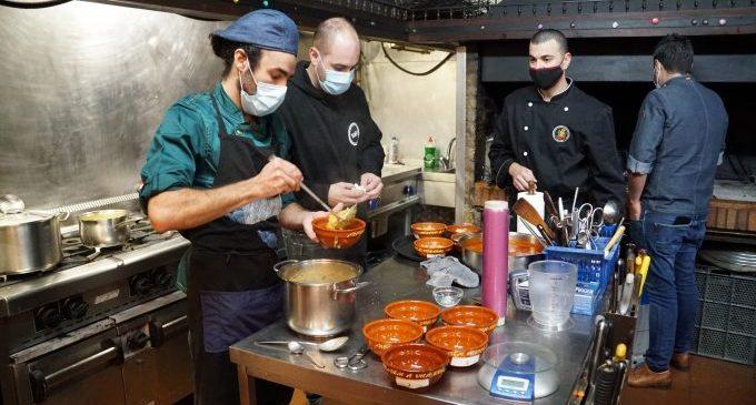 Un total de 14 restaurants ofereixen menús amb l'Olla de la Plana  com a plat estrela en les jornades gastronòmiques