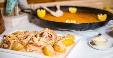 Las II Jornadas Gastronómicas de la Cocina Marinera llegan a Castellón el viernes