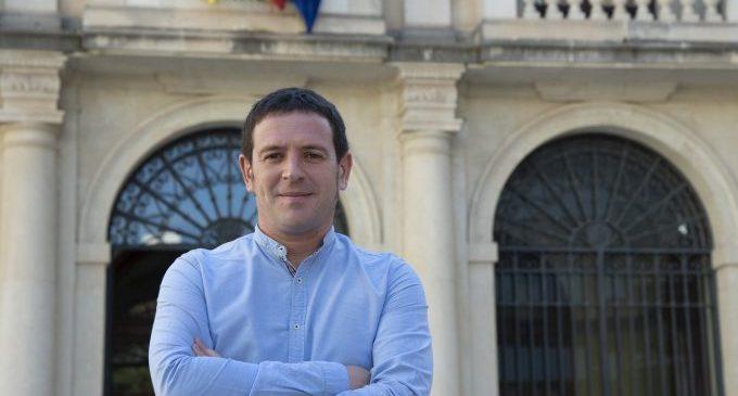 """Garcia: """"La Diputació va ser la primera a signar el Pacte Verd Europeu perquè l'economia circular és el futur"""""""