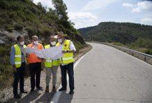 La Diputación logra 310.000 euros del Gobierno para financiar la mejora de la seguridad vial en dos carreteras de Villahermosa del Río y Puebla de Arenoso