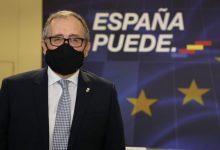 """José Martí destaca el Pla per a la Recuperació de l'Economia Espanyola del Govern com a eix per a """"aconseguir un país més sostenible, cohesionat i igualitari"""""""