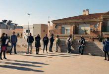 """Almenara celebra el 25-N demanant """"que la pandèmia no ens silencie"""""""