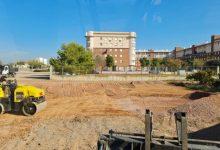 L'Ajuntament de Borriana condiciona una parcel·la municipal com a aparcament en el barri la Bosca