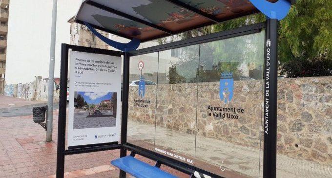 FACSA i l'Ajuntament de la Vall mostren amb imatges 3D l'aspecte final del projecte de renovació de la xarxa del carrer Xacó