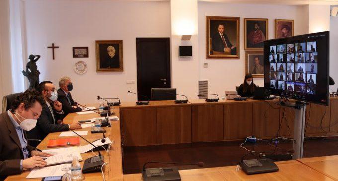 El Ple de Vila-real aprova per unanimitat la modificació del PGOU que facilita el desenvolupament d'habitatges en el Madrigal