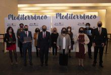 La Diputació de Castelló premia les quatre millors obres literàries ambientades en la província en la gala 'Letras del Mediterráneo'