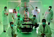 El Servei de Radiofísica del Provincial intervé en el tractament del càncer de més d'un miler de pacients