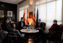 Vila-real reforça la col·laboració amb Creu Roja amb 150.000 euros en 2021 i l'adequació de la nova seu de l'entitat