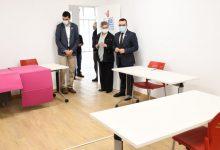 Vila-real reforça el seu projecte de ciutat solidària amb un nou aulari de formació de Creu Roja