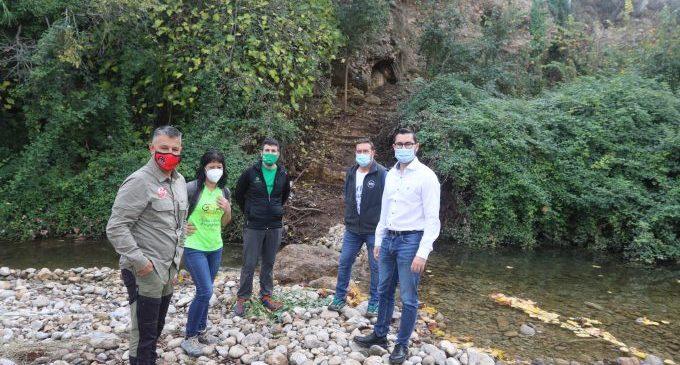 L'Ajuntament de l'Alcora recupera sendes perdudes a l'entorn del riu