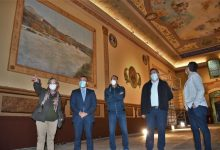L'Ajuntament col·laborarà amb un conveni de 120.000 euros a tres anys per a restaurar i adaptar el saló de la Comunitat de Regants de Vila-real