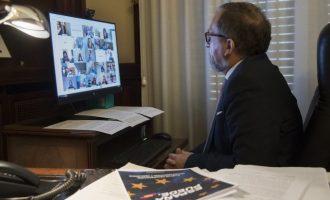 José Martí apel·la a la importància de les diputacions per a l'accés dels xicotets pobles als fons de la Unió Europea