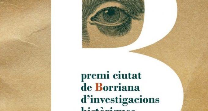 Borriana concedeix el premi d'Investigacions Històriques dotat amb 2.000 euros a Elisabet Córdoba