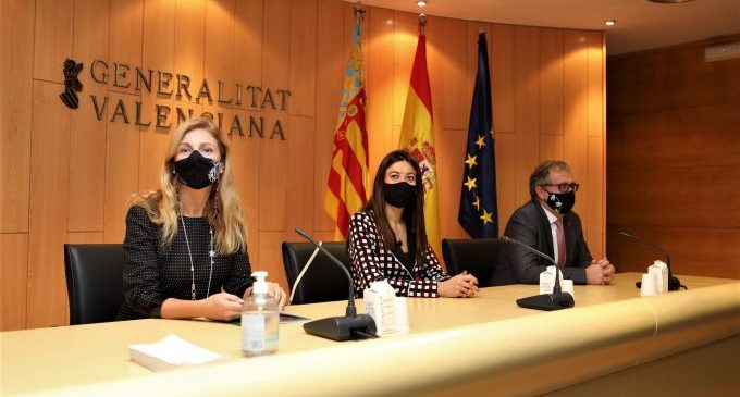 Castelló potencia la innovació i el suport al teixit empresarial amb Consell i Diputació