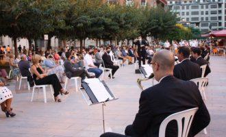 La Banda Municipal de Castelló ofrecerá en linea el tradicional concierto de la Constitución