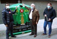 Castelló proposa intercanviar envasos de vidre per productes per als Bancs d'Aliments