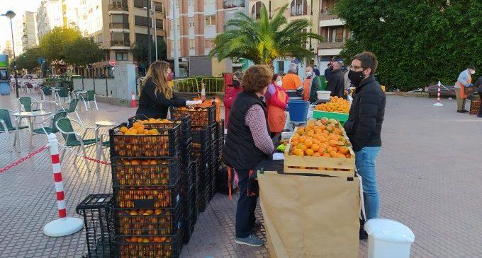 """Castelló inicia la Fira de la Taronja amb el lema """"cuidem l'agricultura"""""""