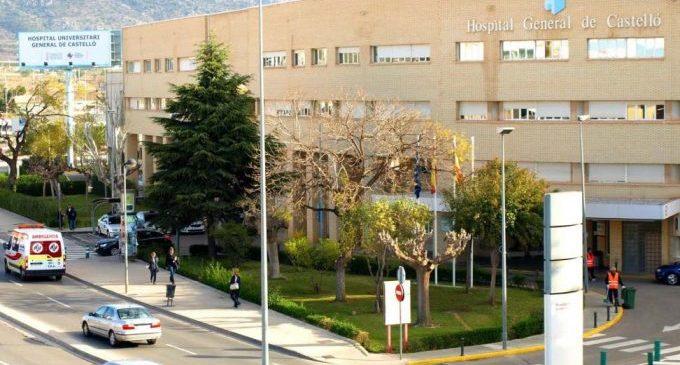 8 sanitaris afectats per un brot de coronavirus a l'Hospital General de Castelló