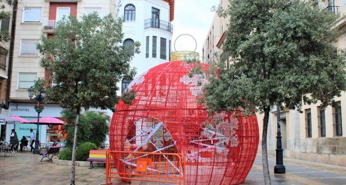 Castelló adapta les activitats d'aquest Nadal a les mesures sanitàries davant la covid-19