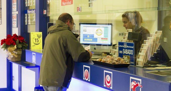 Un cinquè premi cau a Vinaròs amb 60.000 euros amb el 37.023