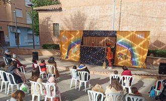 Jornada de actividades infantiles y música en Benicàssim