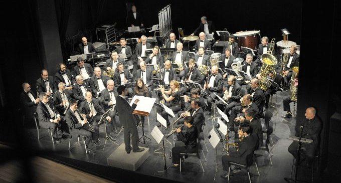 La Banda Municipal de Castelló ofrece este sábado el tradicional Concert de Nadal