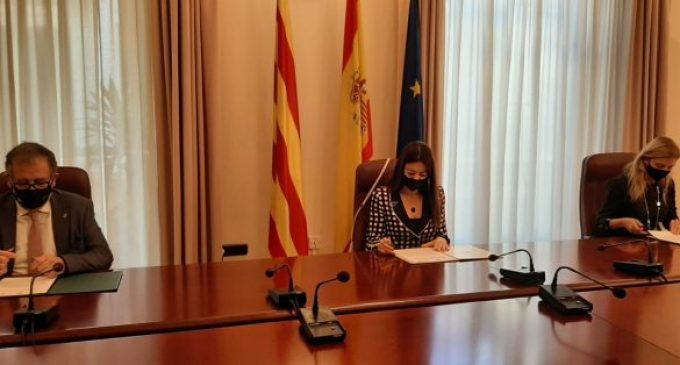 Carolina Pascual destaca la gran activitat tecnològica de Castelló i aposta per 'visibilitzar tot el seu talent i potencial'