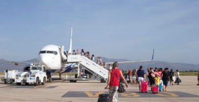 El Consell sitúa el aeropuerto de Castellón como dinamizador del territorio