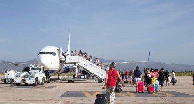 L'aeroport de Castelló reforça la connexió amb Londres amb una oferta de tres vols setmanals