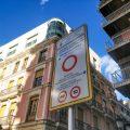 Castelló prorroga el període informatiu del sistema de control d'accés al centre amb càmeres