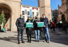 Castelló activa wifi gratuït i d'alta velocitat en sis espais públics de la ciutat
