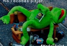 Nules consciencia a la joventut dels perills d'un consum excessiu d'alcohol