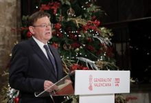 El president Puig farà una declaració institucional a les 14h