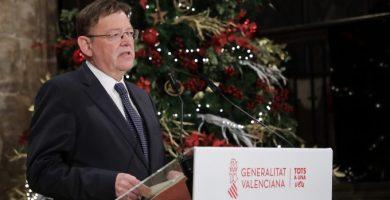 El president Puig hará una declaración institucional a las 14h