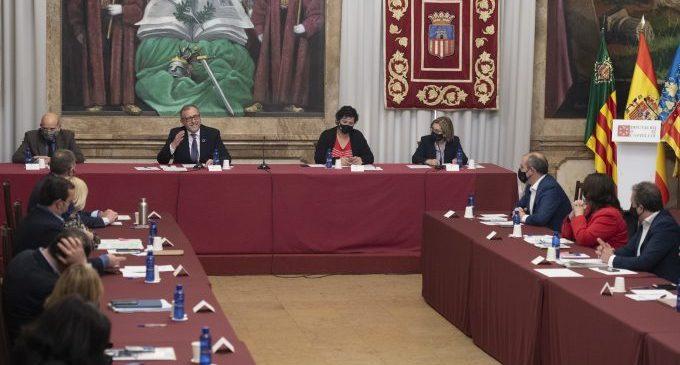 La Diputació de Castelló destinarà 37,4 milions d'euros per a impulsar els projectes econòmics destinats a la reconstrucció