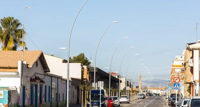 Almassora licita l'última fase del bulevard Sant Jaume per 580.000 euros