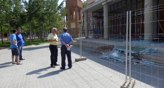 Almassora involucra a la corporació i el veïnat en les millores de Botànic