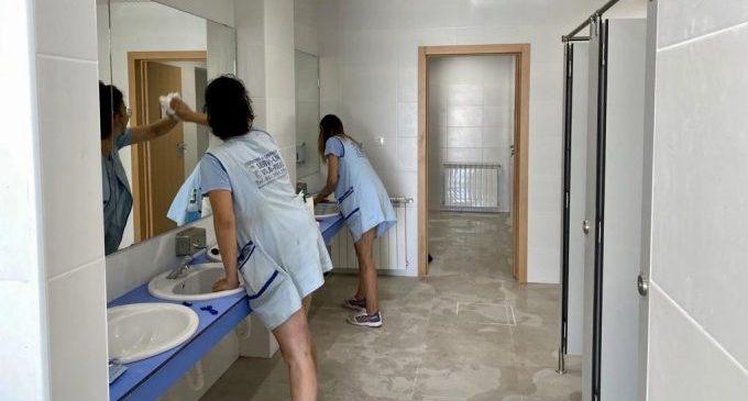 El 99,2% de l'alumnat de la província de Castelló segueix les classes presencials sense incidències