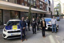 La Policia Local deté un veí d'Almassora per amenaçar a la seua parella
