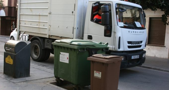 Almassora invertirà més de 64.000 euros per a reciclar fem orgànic en 2021