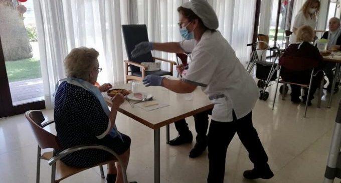 Almassora injectarà 100.000 euros més a la residència de majors en 2021 per a protegir-los de la COVID