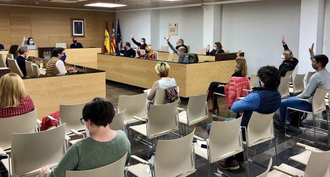 Almassora aprueba sin votos en contra su presupuesto más inversor con 35,1 millones para 2021
