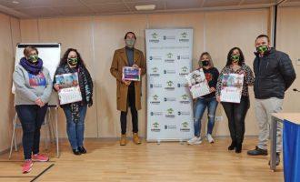 El Ayuntamiento de Vinaròs apoya el calendario solidario del Carnaval 2021