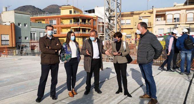La Generalitat Valenciana inverteix 1,4 milions d'euros en les obres de millora del CEIP Eleuterio Pérez i CEIP Recaredo Centelles de la Vall d'Uixó