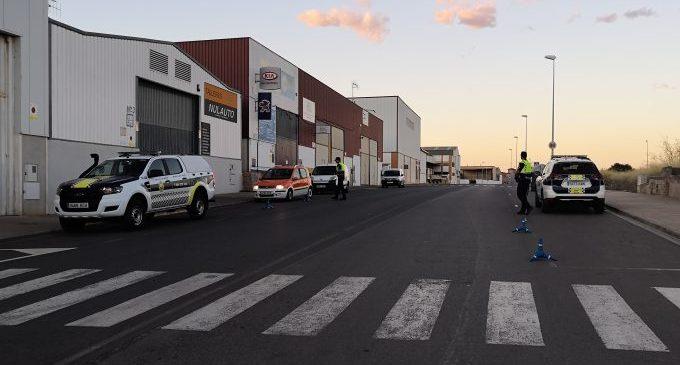La Policia Local de Nules detecta falsedat documental de vehicles