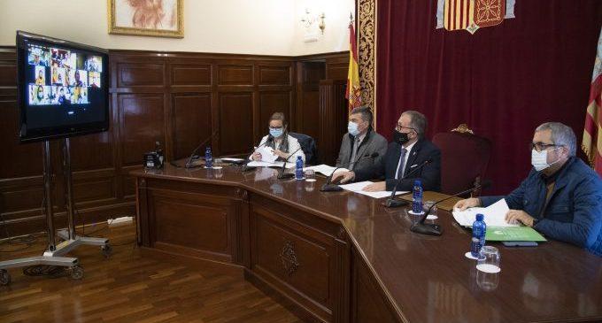 Martí posa en valor la incorporació de l'UJI al Patronat de la Fundació Hospital Provincial i al projecte de creació de l'Institut de Recerca Sanitària