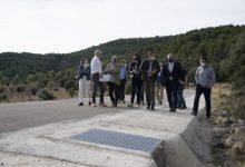 La Diputació ha invertit més de 7 milions d'euros en 2020 en la millora de la seguretat viària en la xarxa provincial de carreteres