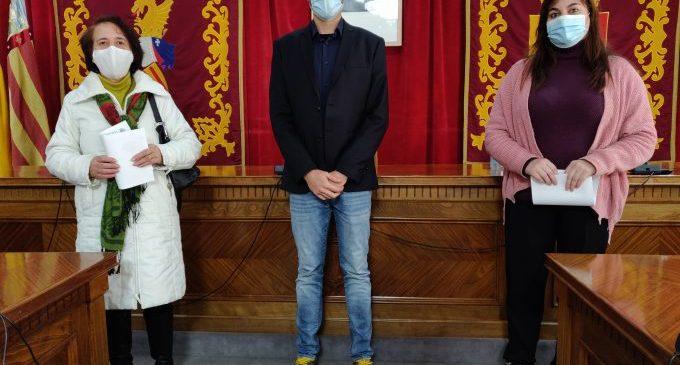 L'Ajuntament de Vinaròs contracta dues veïnes a través del programa ECOVID